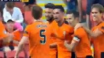 Brisbane Roar v Central Coast Mariners 2 1. All goals. A League18/10/2015