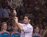 Trois tennismen français vainqueurs du Master 1 000 de Paris-Bercy