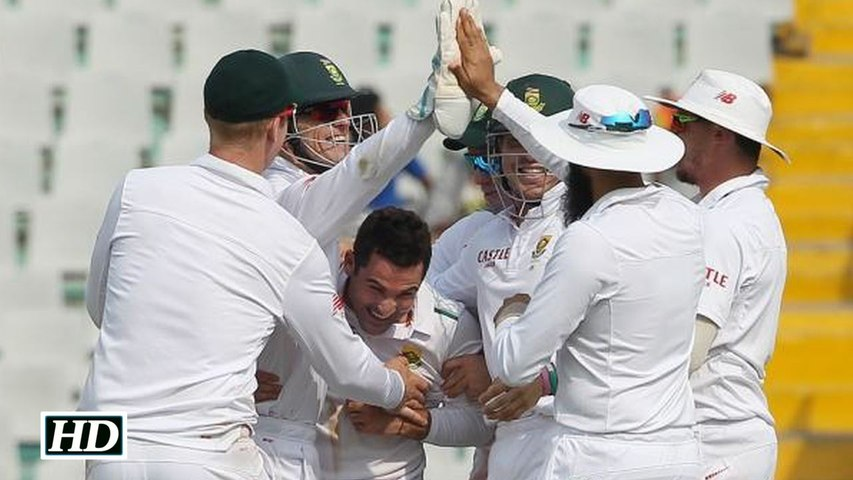 Ind vs SA 1st Test Mohali- Day 1 - As it happened