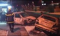 Moirans Isère: Violents incidents provoqués par des gens du voyage #Moirans #Isère