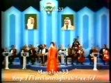 Dandana - Warda  |مطربة الأجيال وردة  | دندنه  | حفل الكويت 1975
