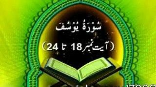 Exciting   Recitation of  Surah Yousuf by Qari Nisar Ahamad