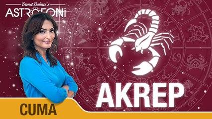 AKREP günlük yorumu 6 Kasım 2015