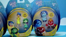 New Tomy Talking Inside Out Doll Review with Joy, Bing Bong, Fear, Sadness and Anger. Disn