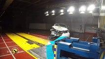 5 étoiles pour le Honda HR-V à l'Euro NCAP