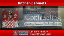 Kitchen Cabinets in Atlanta, GA by McCullough Brothers Contracting