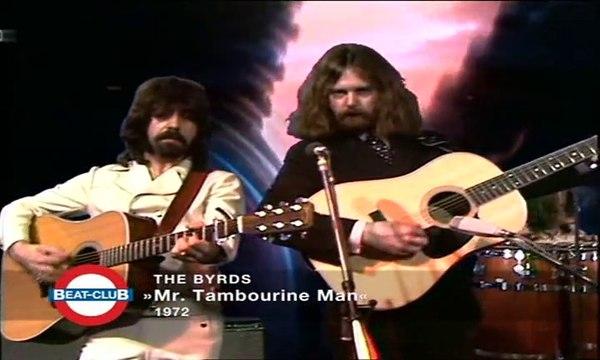 Byrds – Mr. Tambourine Man