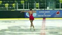 Kiera Atkins - 2016 Skate Canada BC/YK Sectional Championships