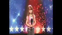 Young girl stuns Simon Cowell on first season of Britains Got Talent