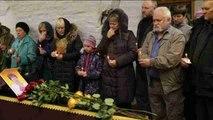 Rusia despide a sus víctimas mientras siguen las dudas sobre las causas del siniestro