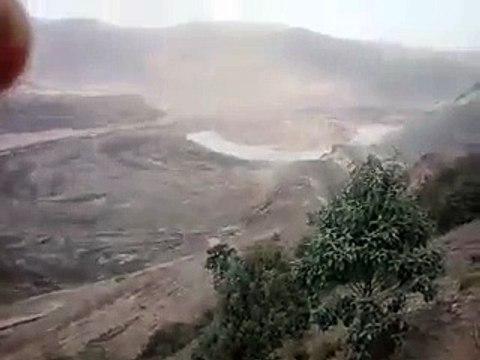 Veja imagens do local onde barragem se rompeu em Mariana