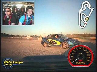 Votre video de stage de pilotage  B001011115PC0028