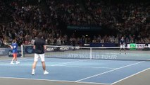 Head to Head: Brice contre Novak Djokovic
