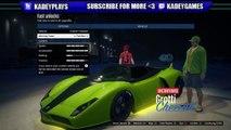 gta v online unlock car upgrades solo