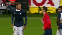 The victorious Sweden team Trolled France's Layvin Kurzawa again after winning Euro U21s