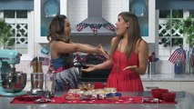 Bloopers with Blogilates Cooking Clean with Quest