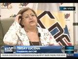 Lucena: Estado de excepción no afecta derechos civiles de electores