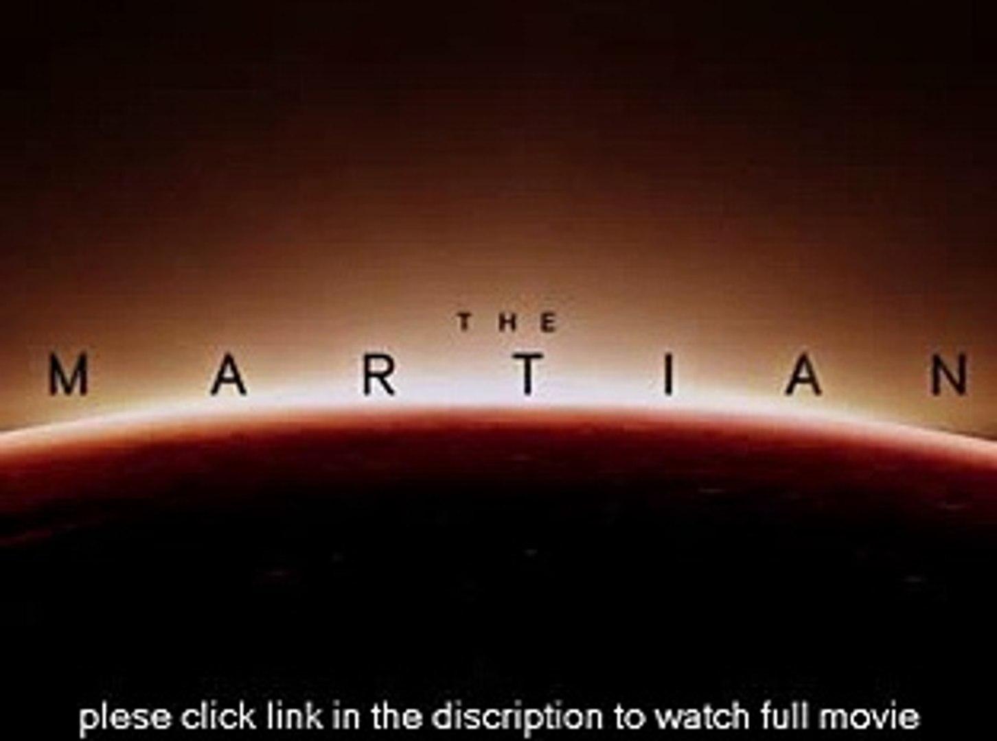 The Martian (2015) 영화