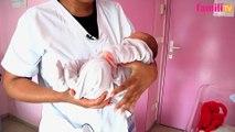 Les différentes façons de porter bébé dans ses bras