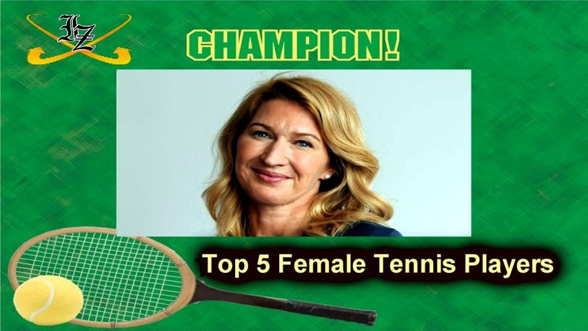 Top 5 Female Tennis Players