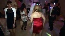 pierwszy taniec 2014 po pijaku laska dała niezły popis na weselu, naćpana czy pijana?