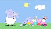 Peppa pig Castellano Temporada 4x25 Sombras