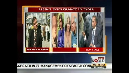 Defence & Diplomacy: Rising Indian Intolerance
