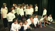 Camion des mots - Classe de CE2 École Sainte-Anne de Lorient (56)