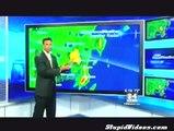 T V Station Gets Hit By Lightning _ Funny Videos 2015