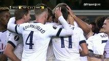 Moussa Dembélé Goal Tottenham 2-1 Anderlecht HD