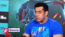Salman Khan's REACTION on Shah Rukh Khan's controversy - Bollywood Gossip