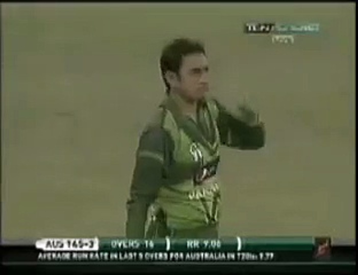 Saeed Ajmal Best Ball of his Career - Must Watch