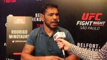 MMA legend Antonio Rodrigo Nogueira discusses life after fighting