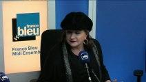 Catherine Jacob  invitée de Daniela Lumbroso - France Bleu Midi Ensemble