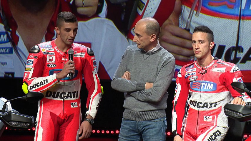 Ducati World Premiere 2016 - More than Red: Black, Wild and Pop (ENG)