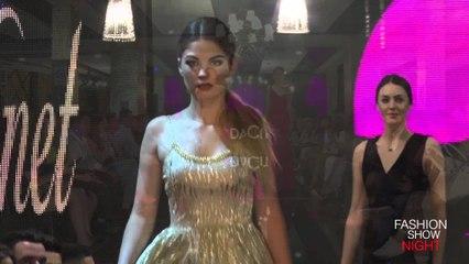 Mina Hysa - Sfilate mode në Moda City