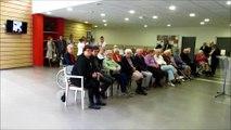 Visite du nouvel EHPAD Pierre Mauroy à Harnes