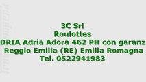 ADRIA Adria Adora 462 PH con garanzia