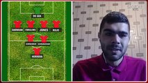 Pick The Team! _ Crystal Palace vs Manchester United _ Premier League