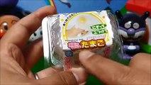 アンパンマン アニメ♥おもちゃ びっくらたまごdeバイキンマンAnpanman Toys surprise eggs Animation