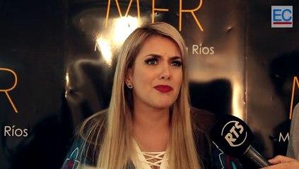 María Fernanda Ríos explicó su separación de 'Ecuador Tiene Talento'