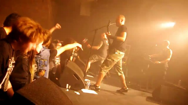 THE OATH_CrImson Flesh (Live Mâcon 2015)