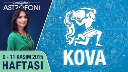 KOVA haftalık yorumu 9-15 Kasım 2015