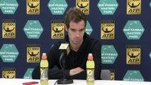 Tennis - ATP - Paris : Gasquet «Quand même, c'était pas mal»