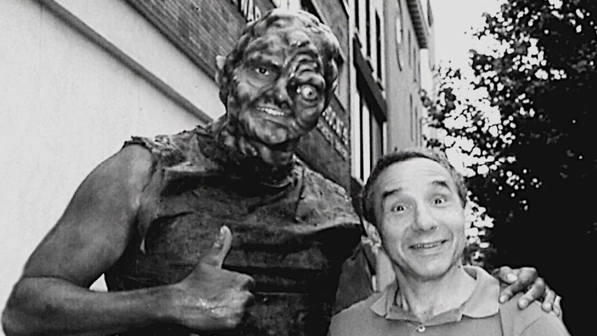 """""""Toxic Superheroes, Slaughtered Pigs & Zombie Chickens"""" A Video Portrait of: Lloyd Kaufman (Filmmaker)"""