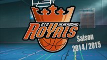 Basketball Oldenburg Imagefilm der BTB-ROYALS