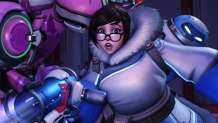 OVERWATCH - Mei Gameplay Preview