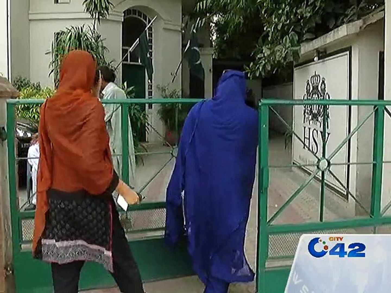 Ayesha ranjha deployed teams at different fashion and beauty parlors