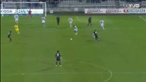 But Kenny Lala Auxerre VS RC Lens (06-11-2015)