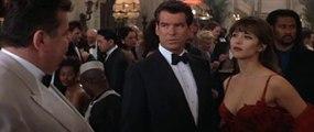 James Bond, Elektra King and Valentin Zukovsky - Casino Scene
